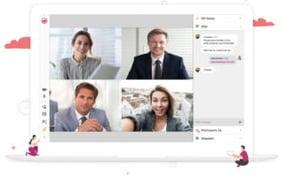 video meeting broker