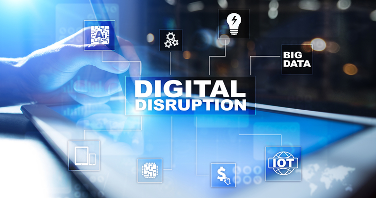 digital disruption for your business