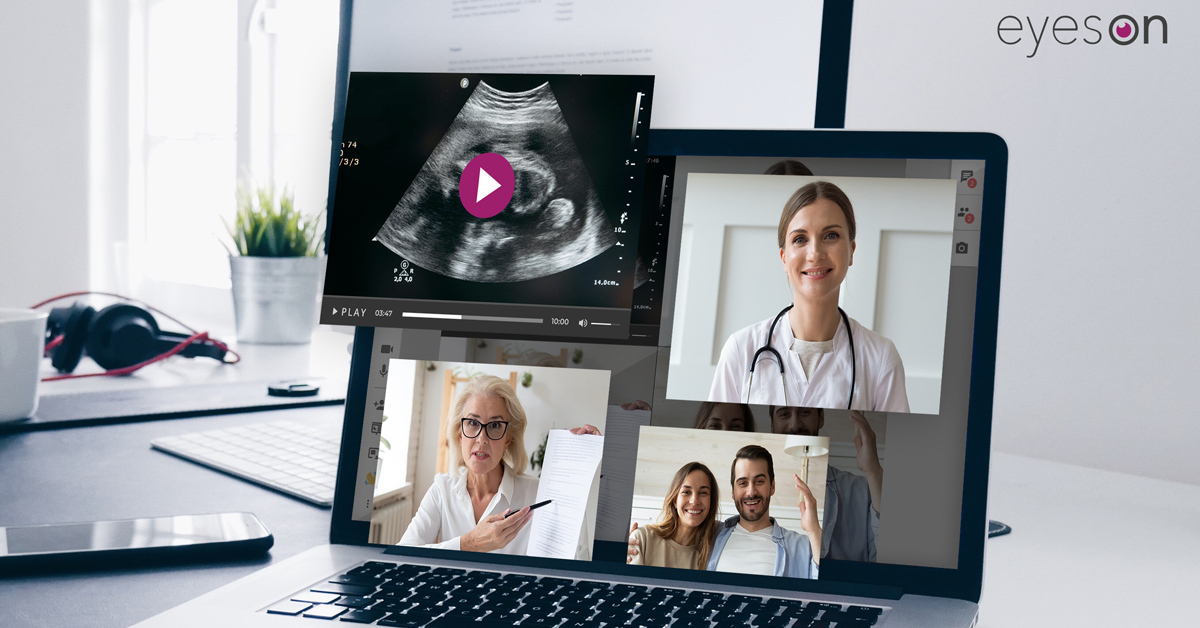 The eyeson API adds face-to-face communication to telehealth, digital therapeutics, care navigation, plus other health and fitness related use cases